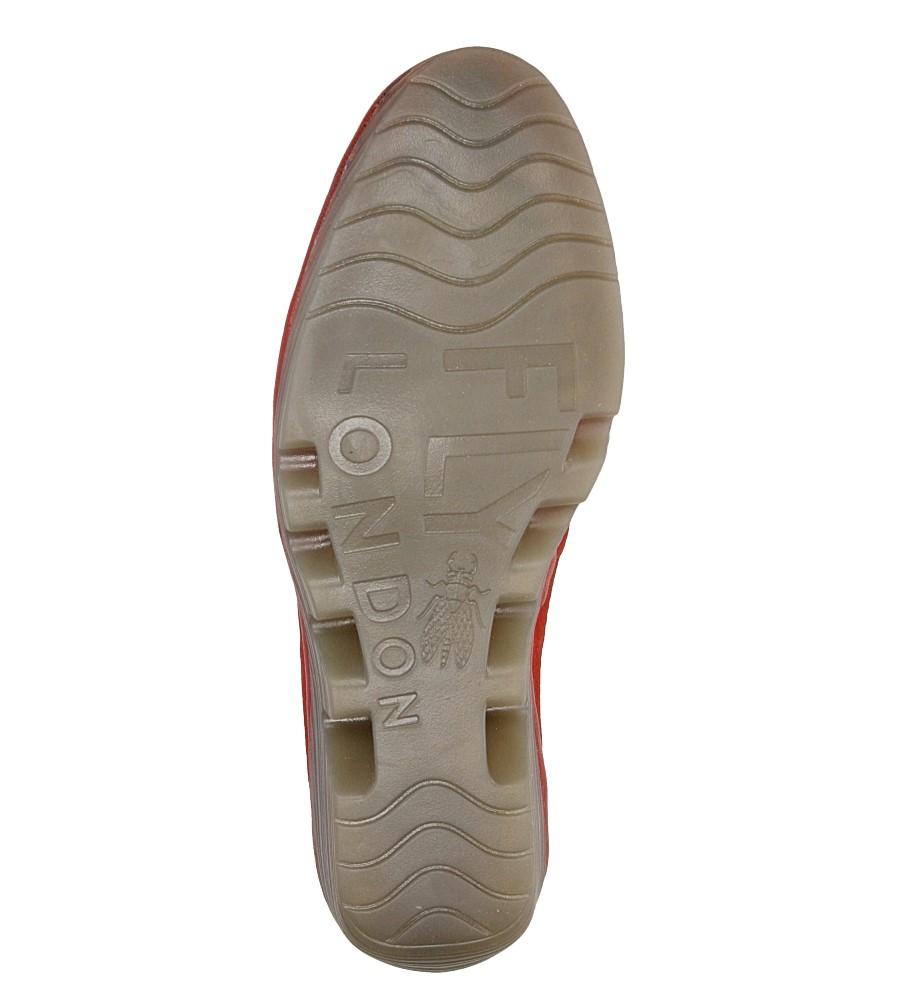 PÓŁBUTY FLY LONDON P5004240 wys_calkowita_buta 11 cm