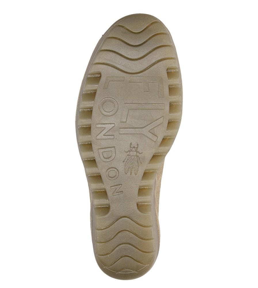 PÓŁBUTY FLY LONDON P5000251 wys_calkowita_buta 13 cm