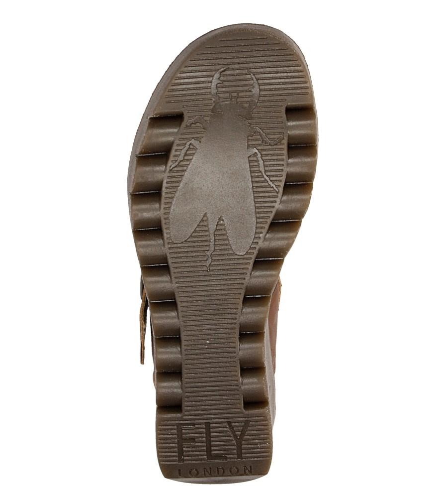 SANDAŁY FLY LONDON P14364800 wys_calkowita_buta 11 cm