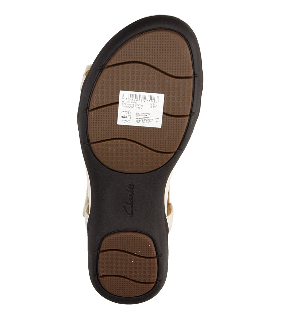 SANDAŁY CLARKS UN VAZE 26117657 wys_calkowita_buta 10 cm
