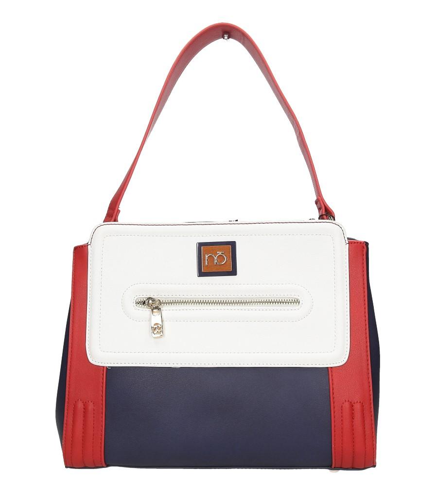 Damskie TOREBKA NOBO NBAG1280 niebieski;biały;czerwony
