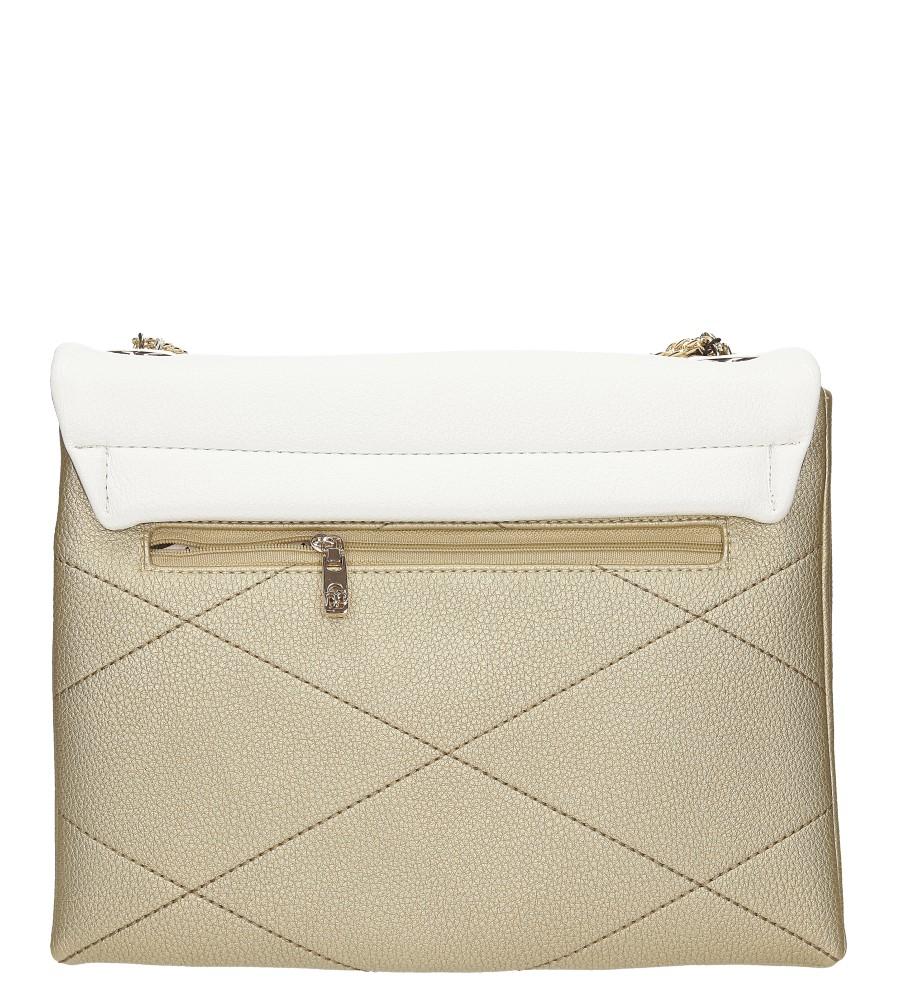 TOREBKA NOBO NBAG0570 kolor biały, złoty