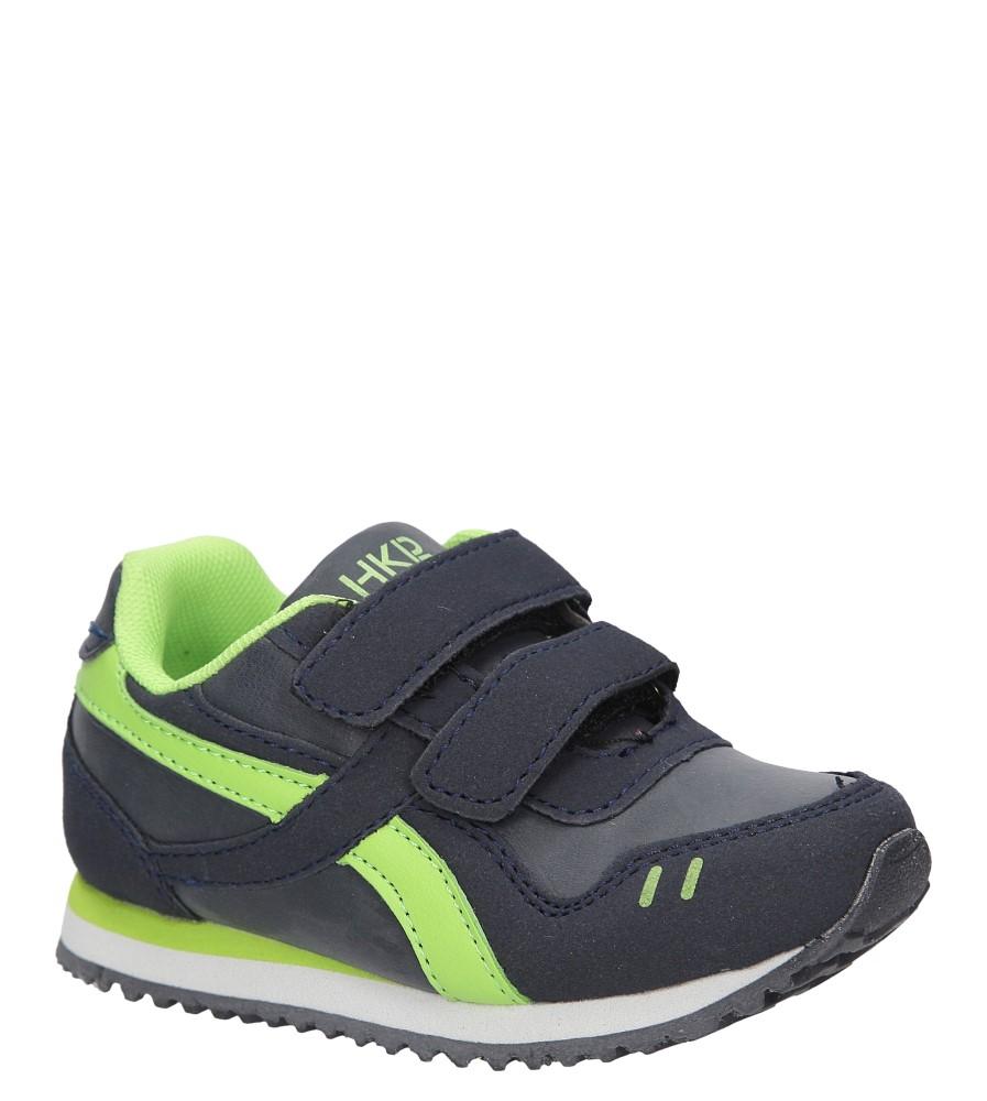 Dziecięce SPORTOWE 3A-SA84451 niebieski;zielony;