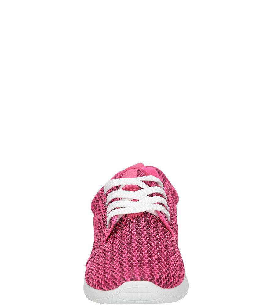 Damskie SPORTOWE CASU L62606 różowy;;