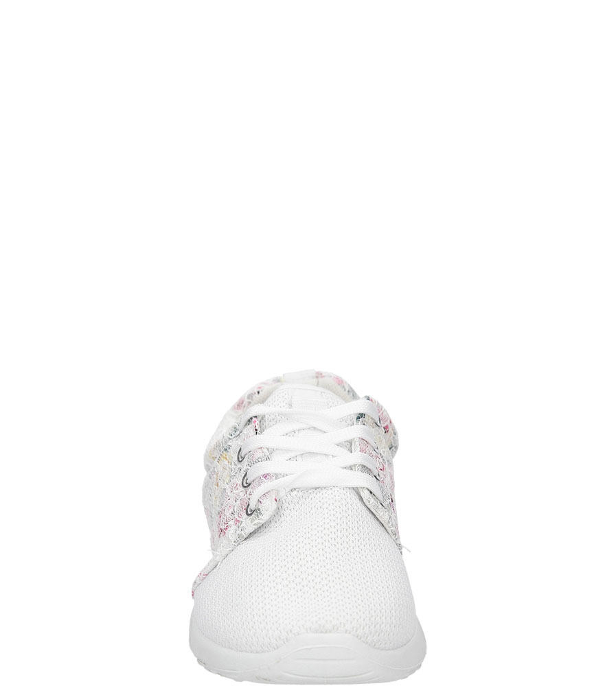Damskie SPORTOWE CASU L62609 biały;;