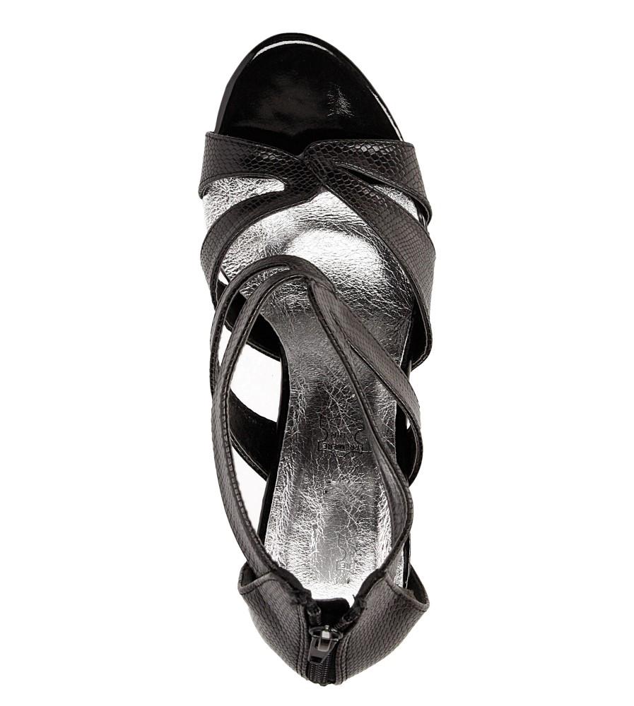SANDAŁY CASU LS39609 wys_calkowita_buta 18 cm