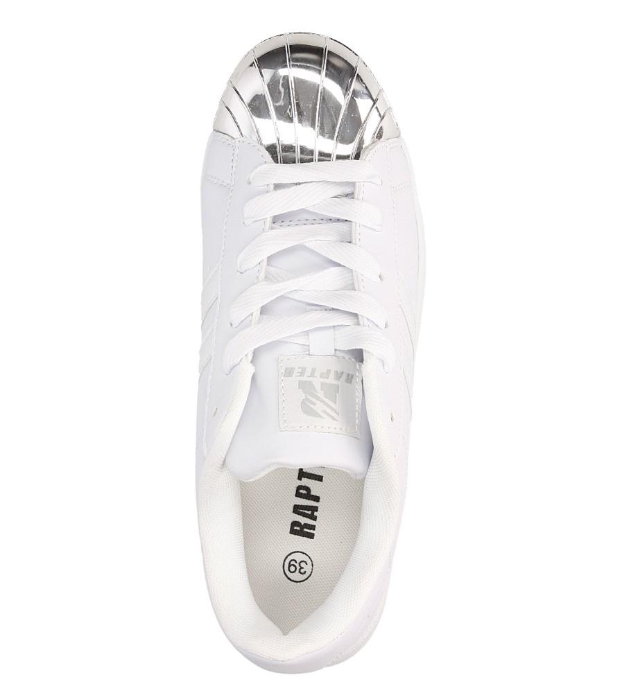 Damskie TRAMPKI B763 biały;;
