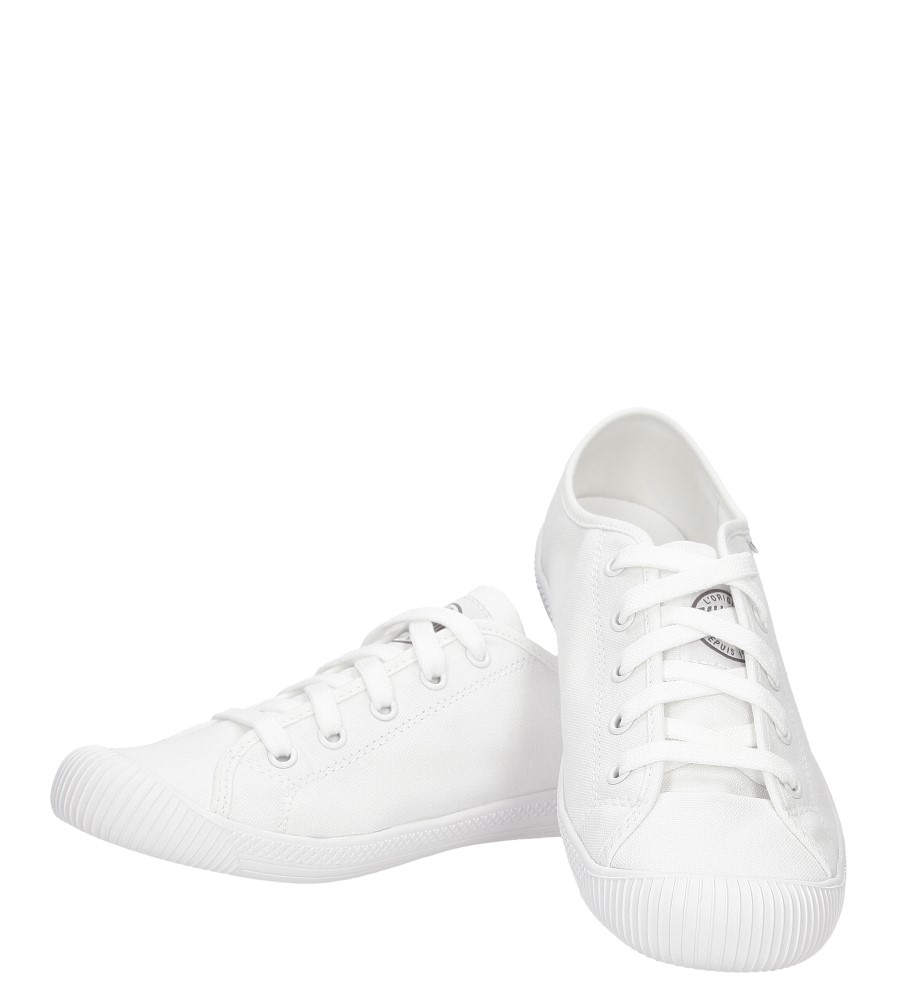 Damskie TRAMPKI PALLADIUM FLEX LACE 93155-170-M biały;;