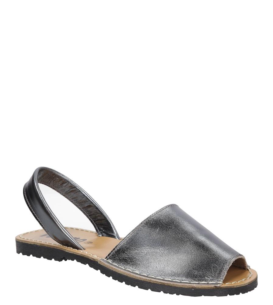 Sandały skórzane Verano 201 producent Verano