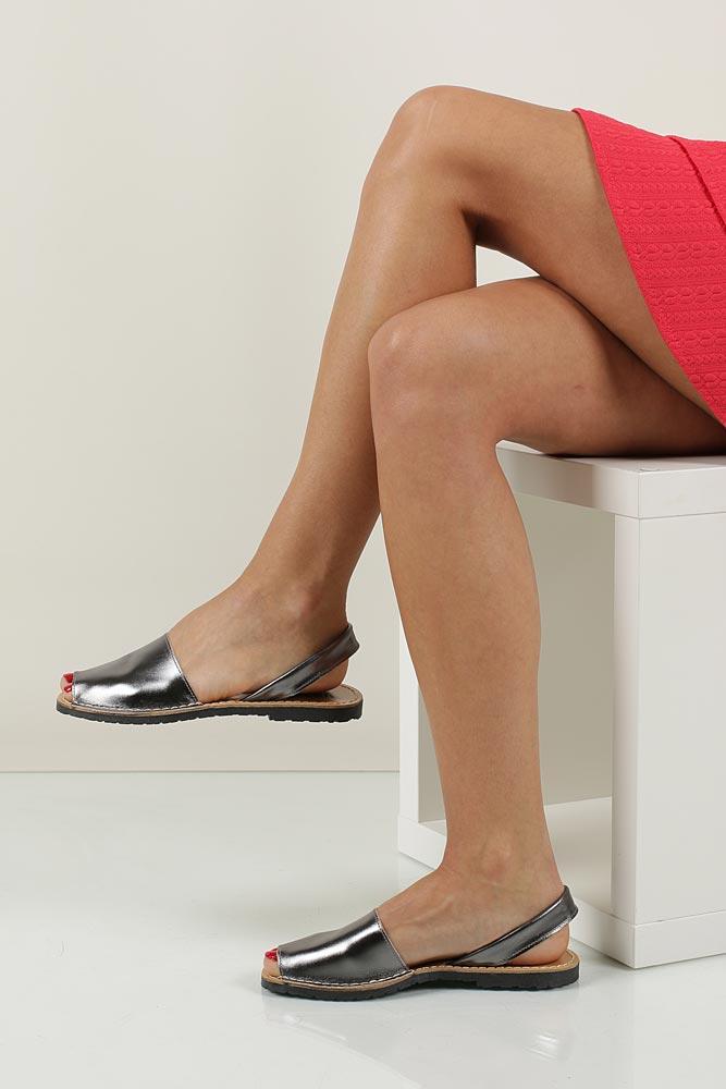Sandały skórzane Verano 201 wkladka skóra