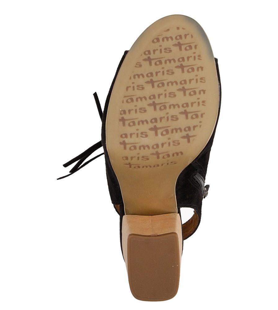 SANDAŁY TAMARIS 1-28348-26 wierzch skóra