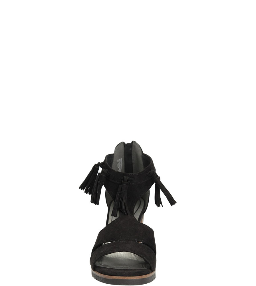 SANDAŁY MARCO TOZZI 2-28759-36 kolor czarny