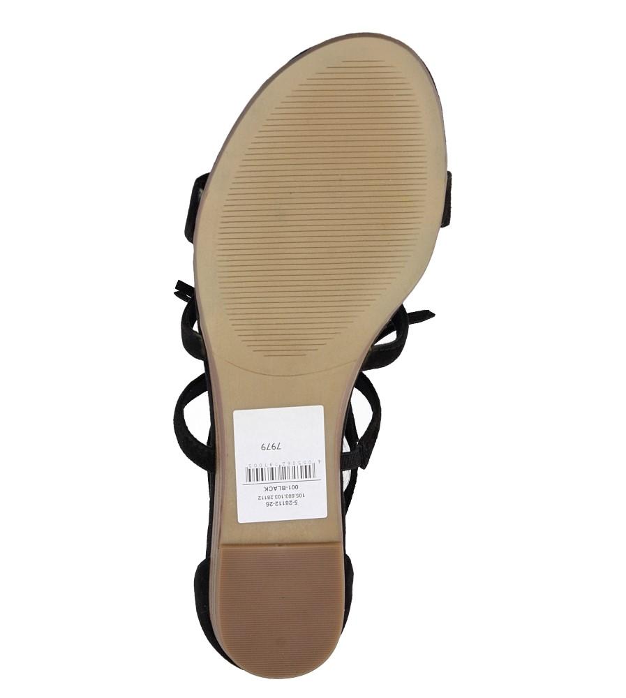 SANDAŁY S.OLIVER 5-28112-26 wys_calkowita_buta 10.5 cm
