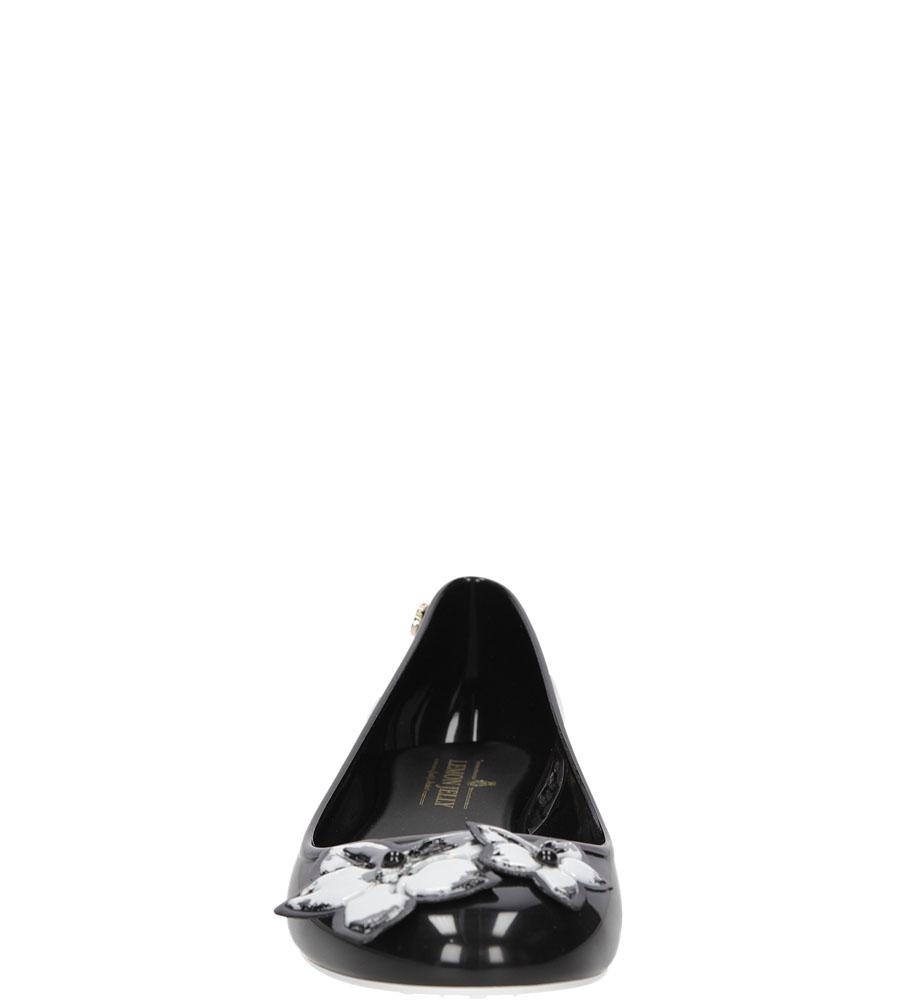 Damskie MELISKI LEMON JELLY AMELIA 01 czarny;biały;