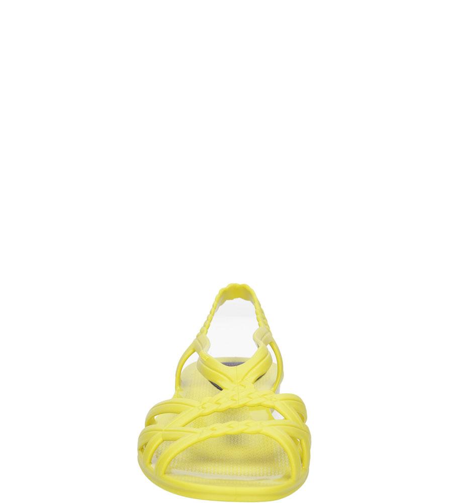 MELISKI LEMON JELLY MINT 13 kolor żółty