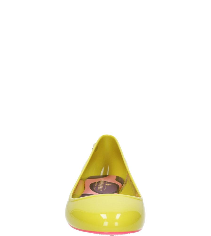 Damskie MELISKI LEMON JELLY MATILDA 04 żółty;różowy;