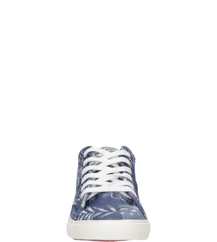 TRAMPKI WRANGLER STARRY LOW WL161520 kolor niebieski