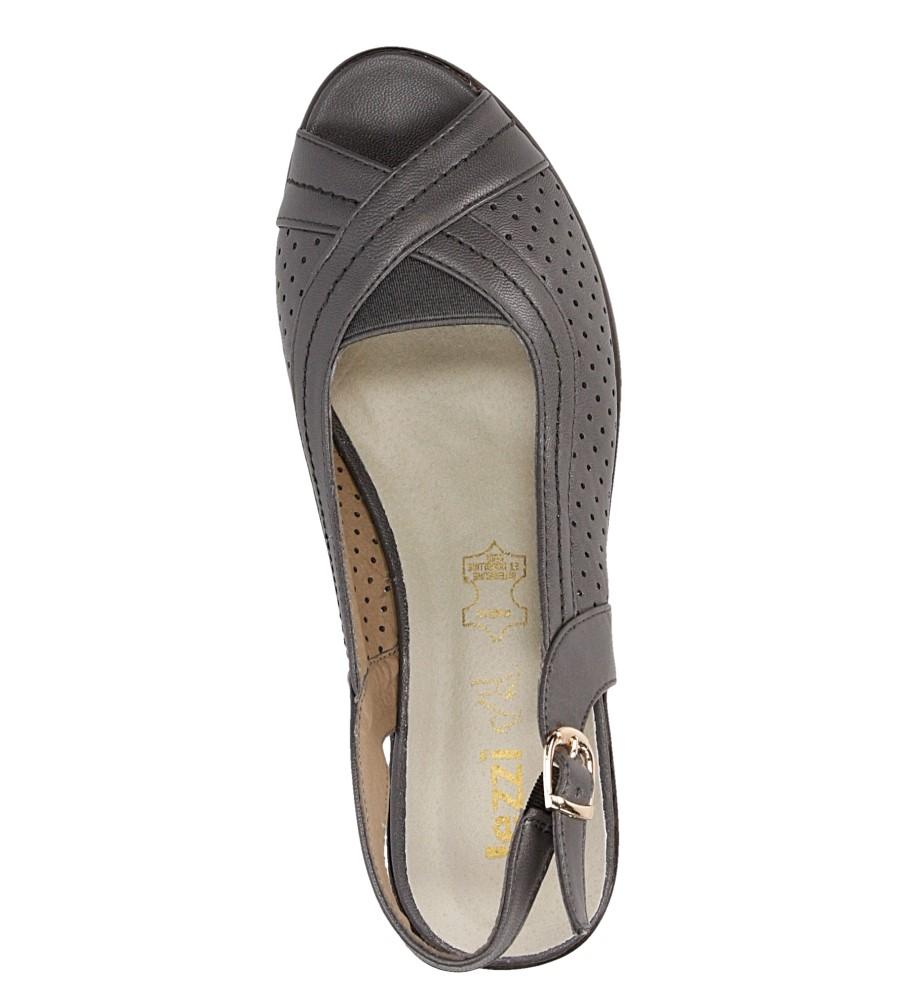 Sandały Jezzi MR846-1 wysokosc_obcasa 4 cm
