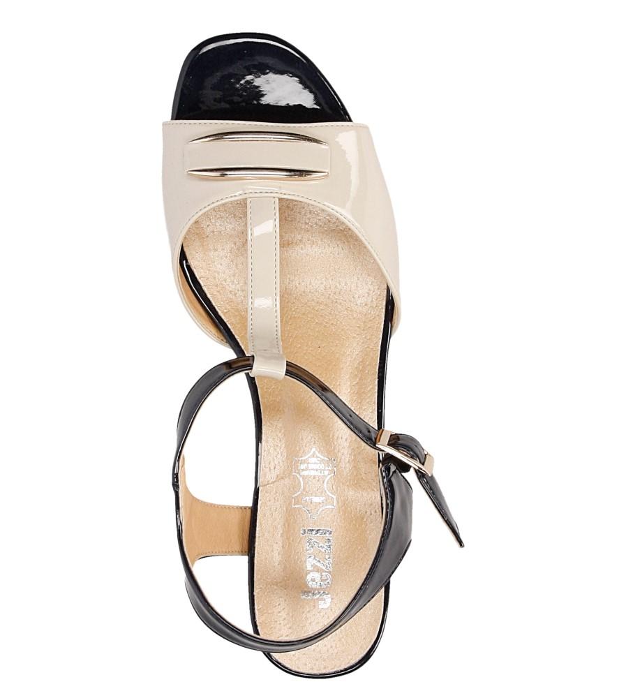 Sandały Jezzi SA22-4 wysokosc_obcasa 5 cm