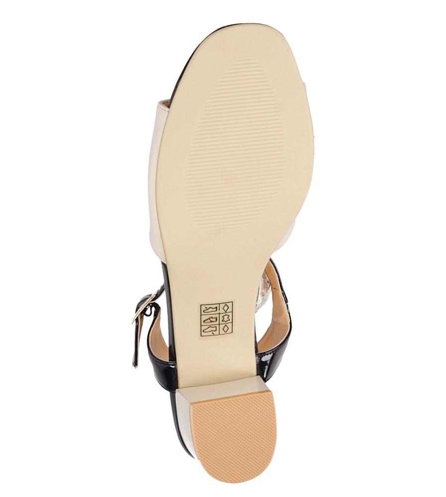 Sandały Jezzi SA22-4 wysokosc_platformy 1 cm