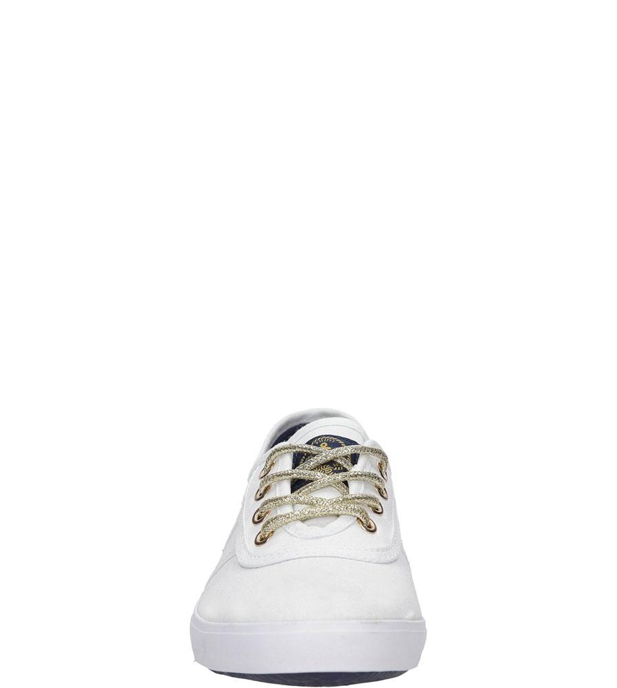 TENISÓWKI CASU S16-F-IT-07 kolor biały