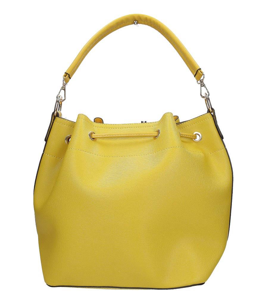 Damskie TOREBKA F8760-3 żółty;;