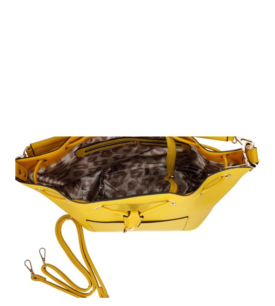 TOREBKA F8760-3 kolor żółty
