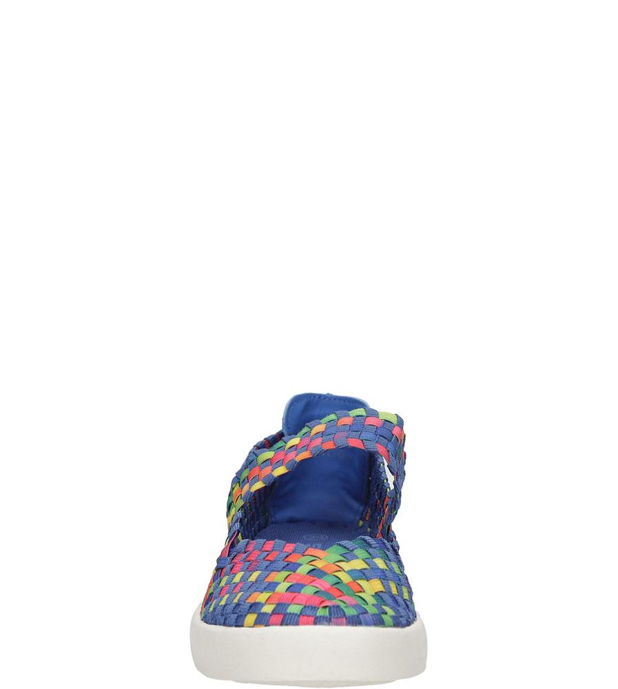 SPORTOWE CASU B1371-7 kolor multi kolor, niebieski