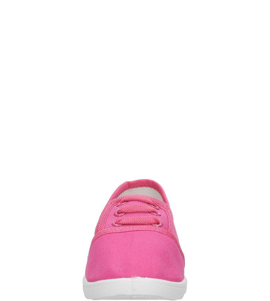 Dziecięce TENISÓWKI CF-12 różowy;;