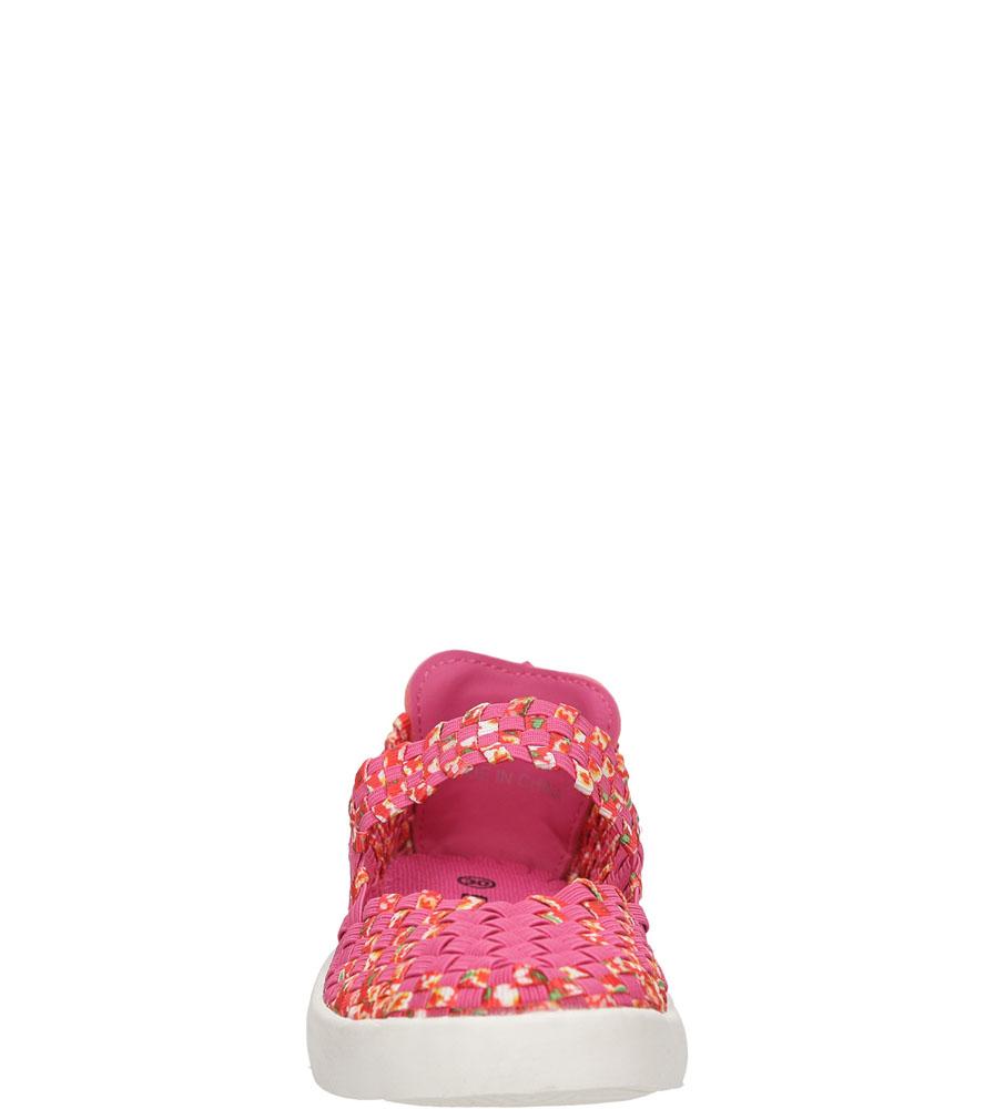 Dziecięce SPORTOWE CASU D1371 różowy;;