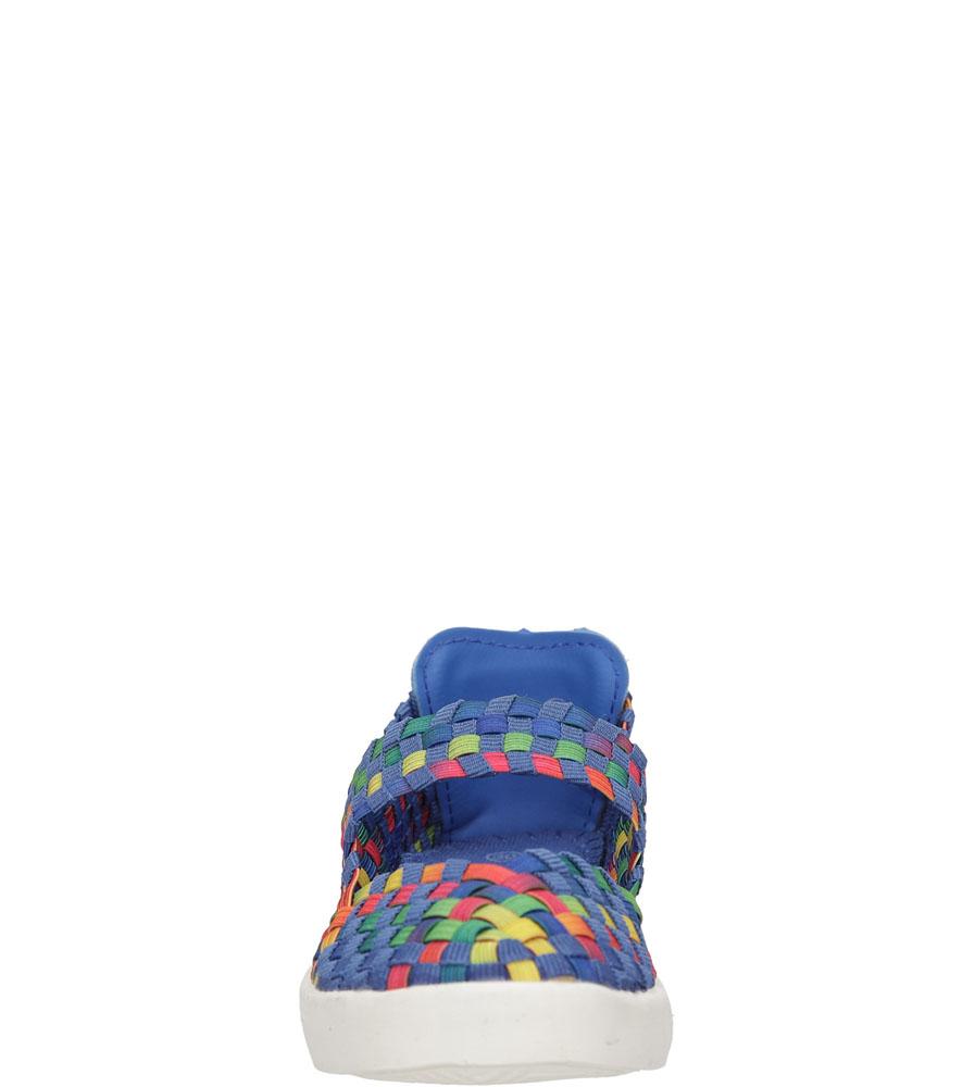 SPORTOWE CASU D1371 kolor multi kolor, niebieski