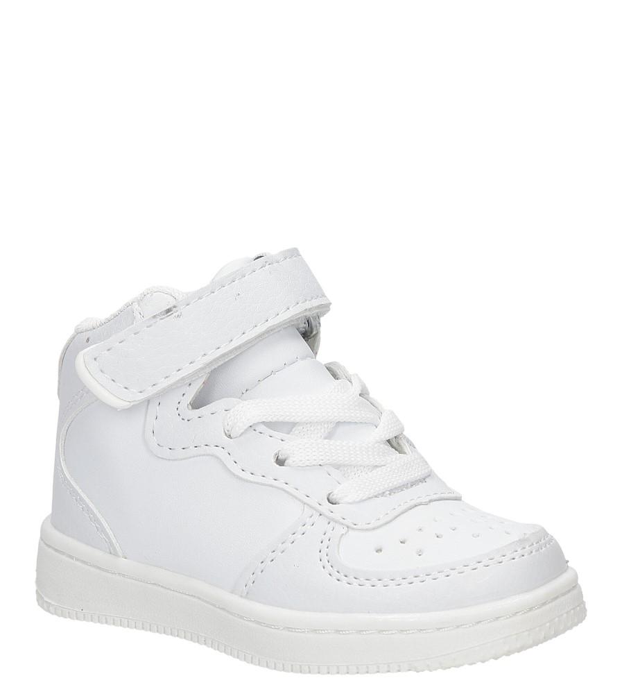 Dziecięce SPORTOWE CASU LF-07 biały;;