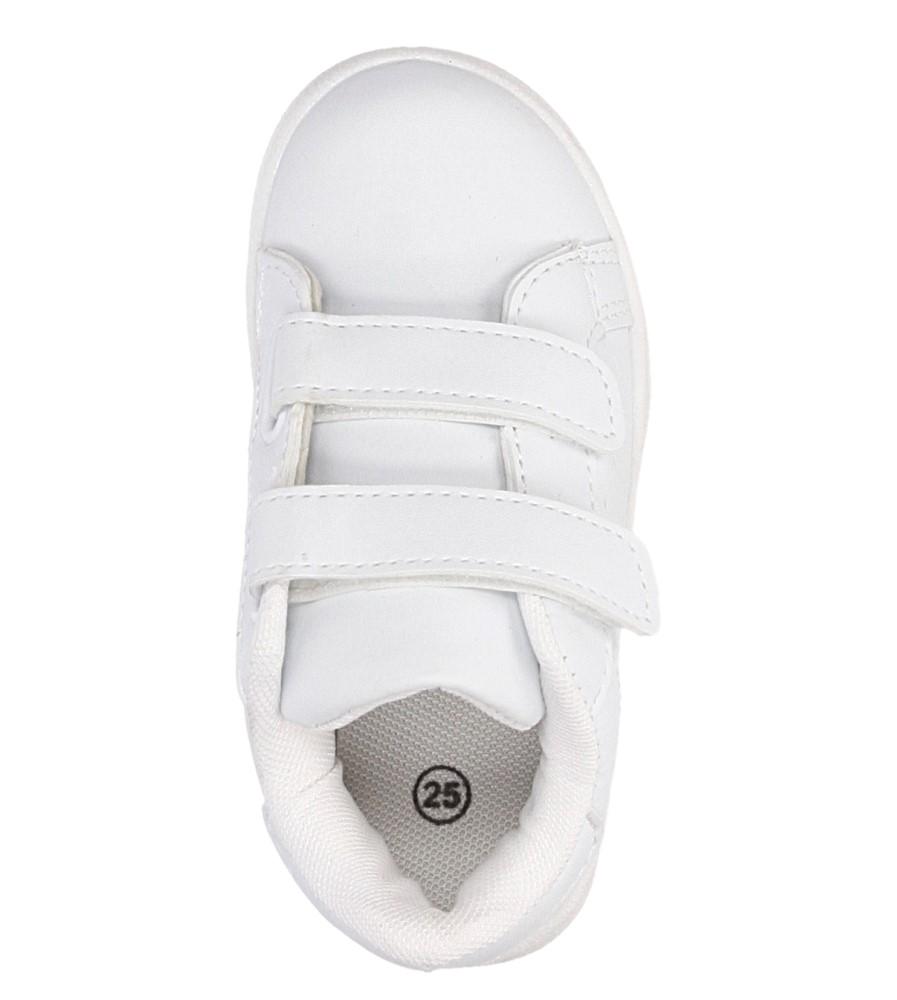 Dziecięce SPORTOWE CASU LF-11 biały;;