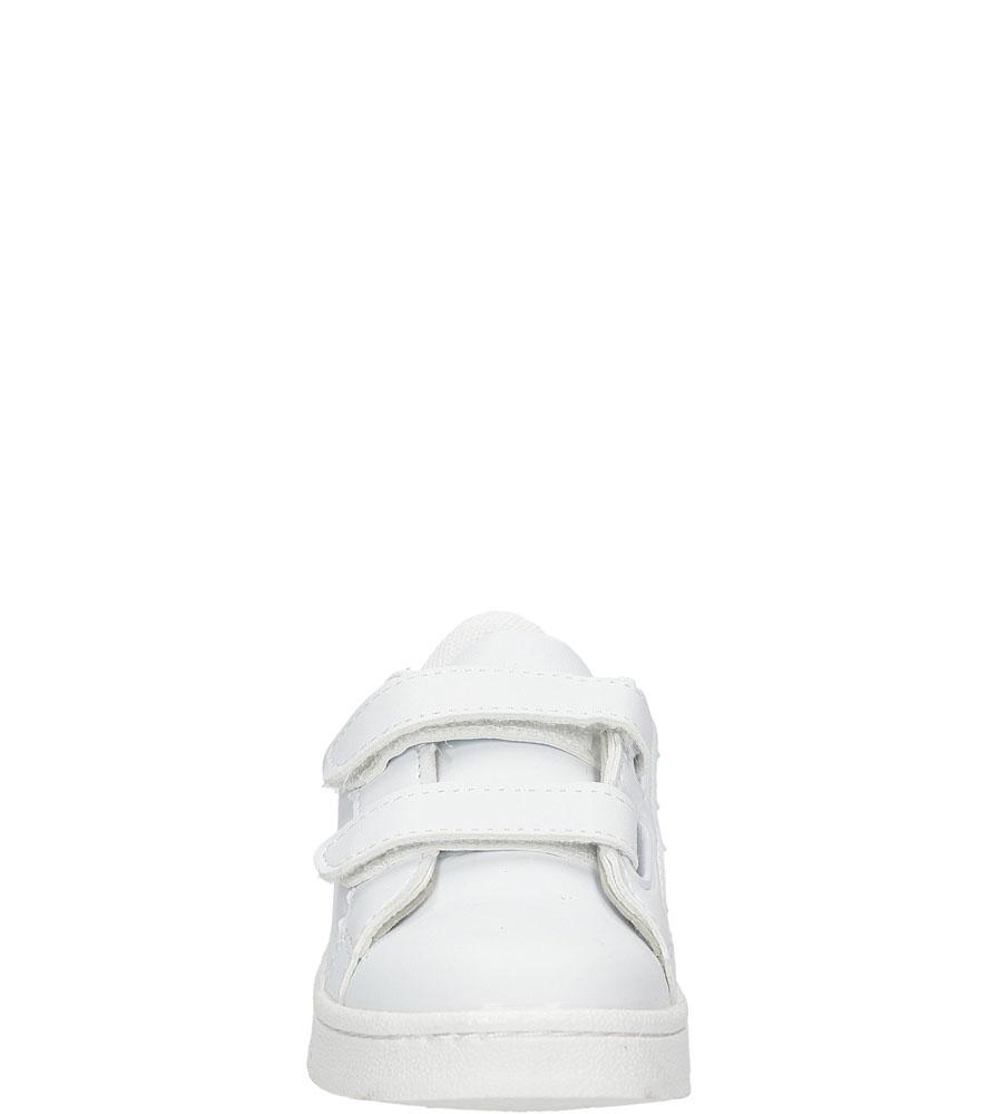 Dziecięce SPORTOWE CASU LF-11 biały;różowy;