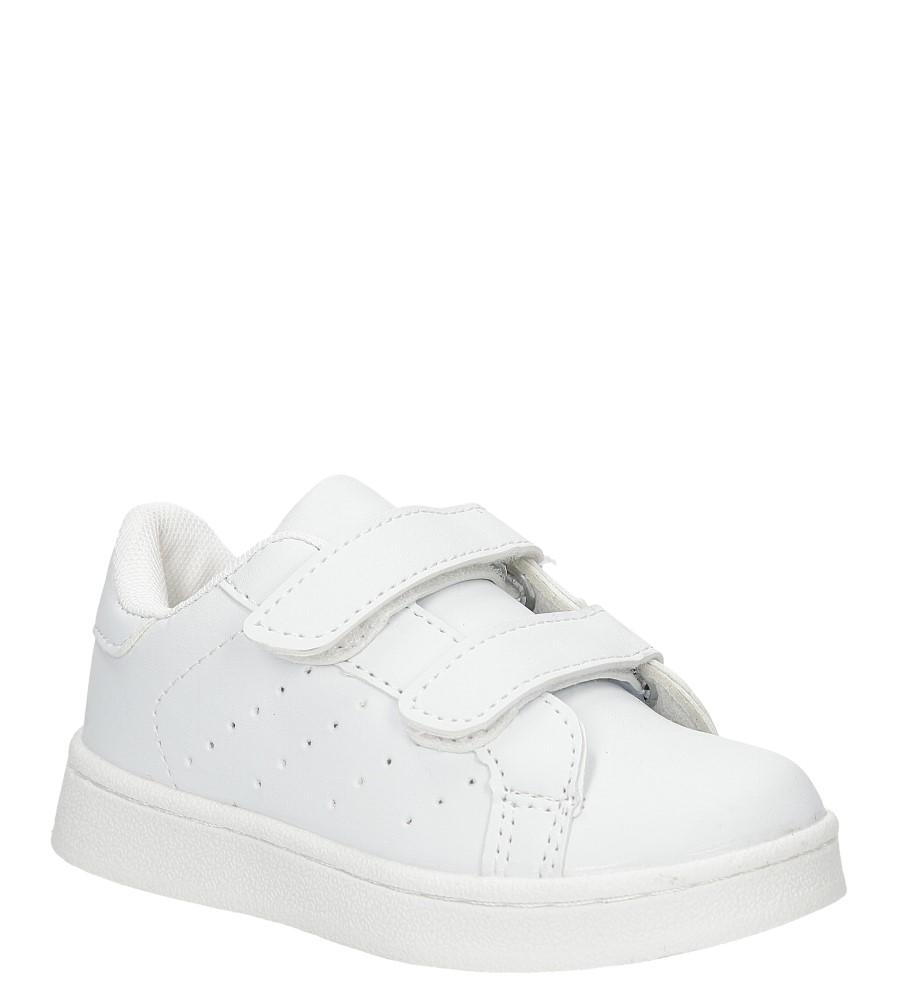 Dziecięce SPORTOWE CASU LF-12 biały;;