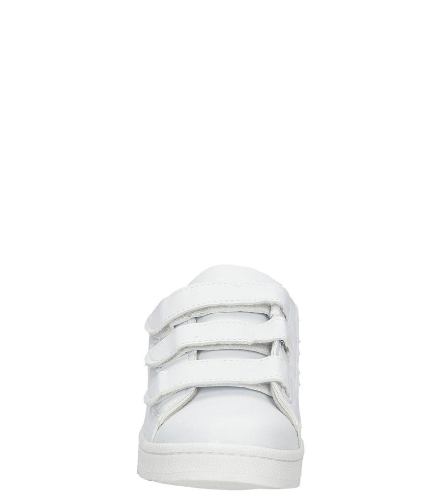 Dziecięce SPORTOWE CASU LF-13 biały;różowy;