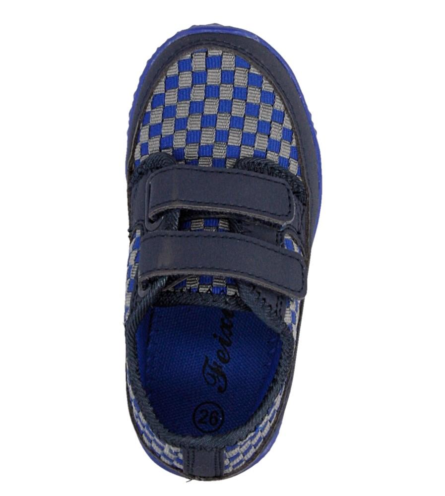 Dziecięce SPORTOWE FEIXU TM349 niebieski;;