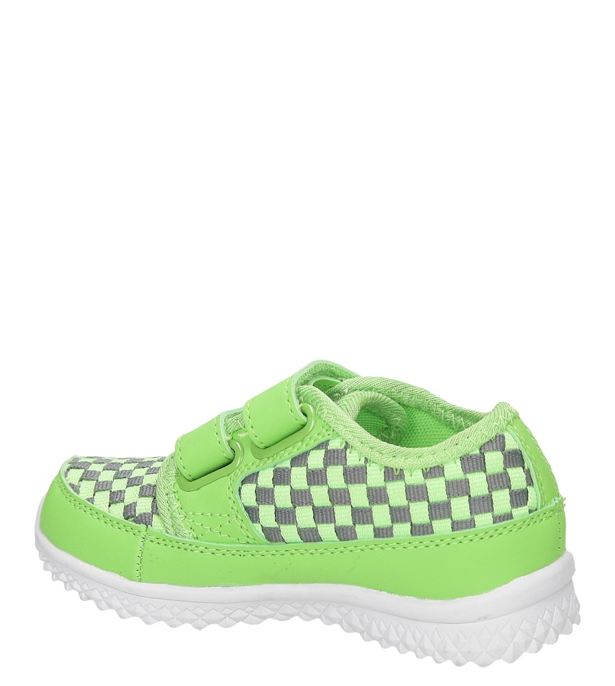 Dziecięce SPORTOWE FEIXU TM349 zielony;;