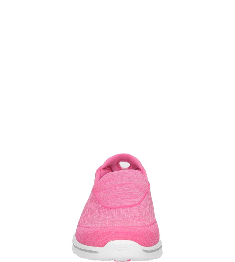 SPORTOWE SKECHERS 14046 kolor różowy