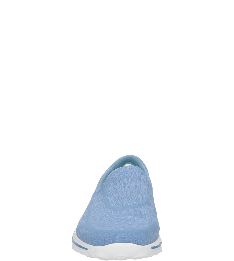 SPORTOWE SKECHERS 13955 kolor niebieski