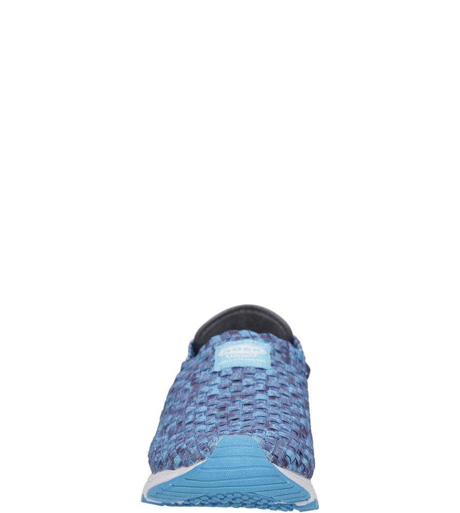 SPORTOWE ROCK SPRING PODIUM kolor niebieski