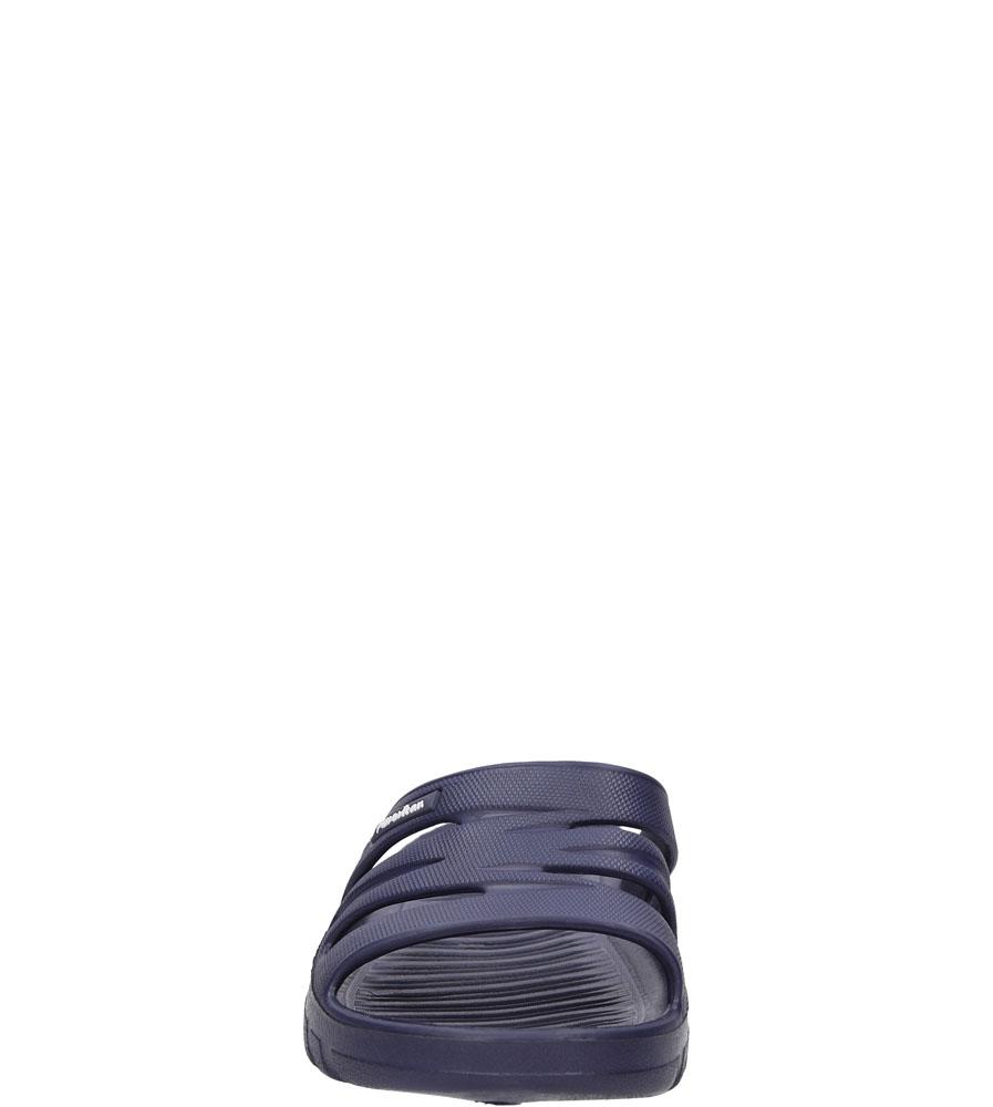 Damskie KLAPKI AMERICAN A038-141023-9 niebieski;;