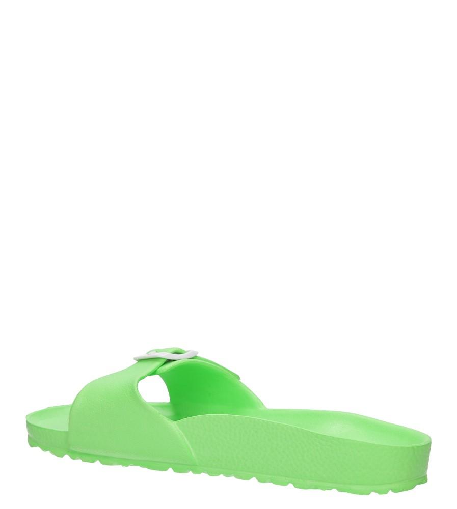 KLAPKI HASBY K804 kolor zielony