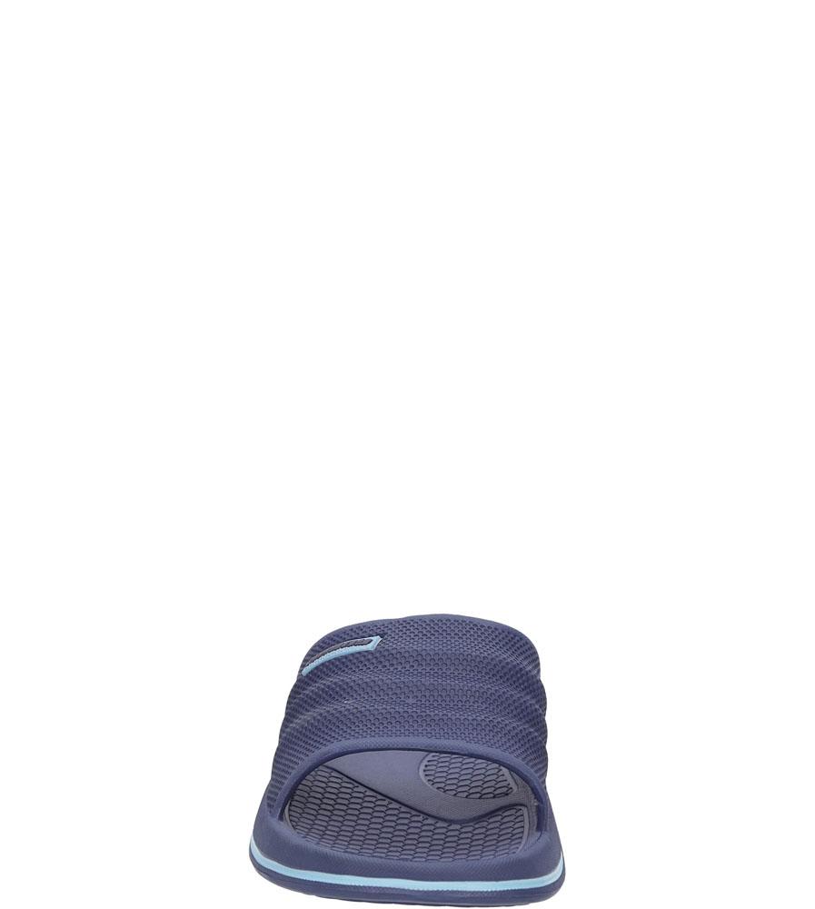 Męskie KLAPKI HASBY K811 niebieski;niebieski;