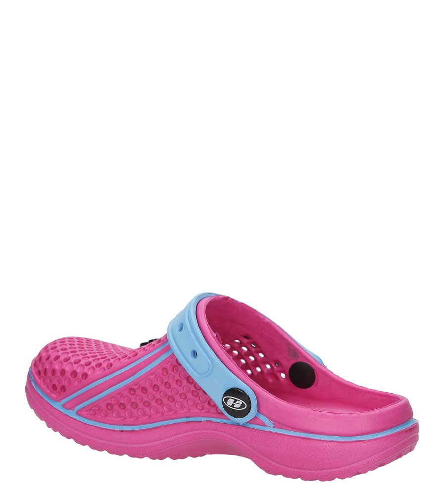 Dziecięce KLAPKI K819 różowy;niebieski;