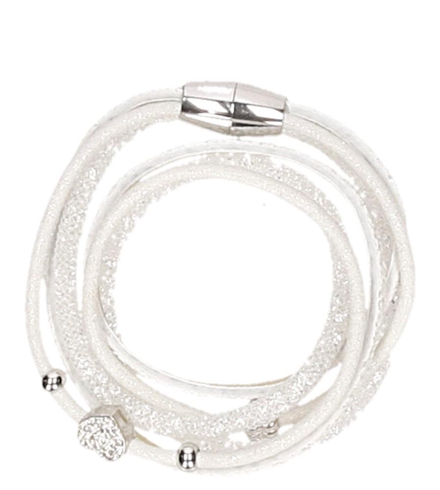 Damskie BRANSOLETA BB08160 biały;;