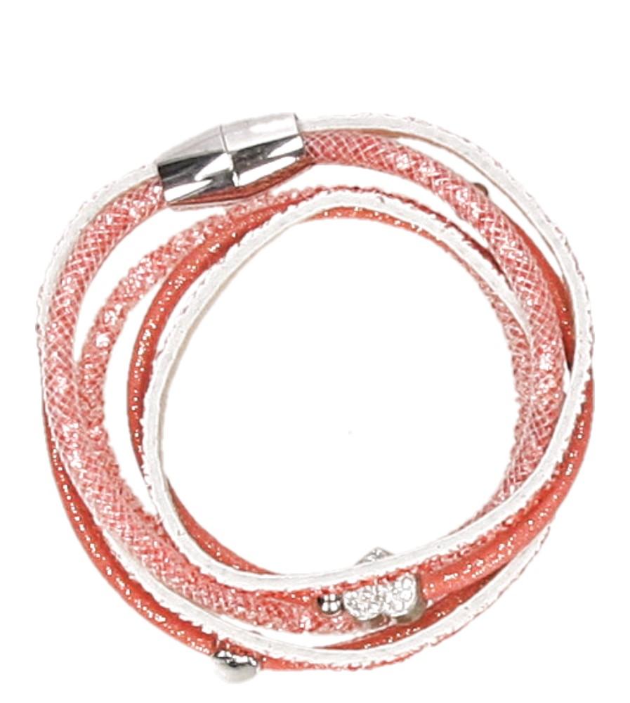 Damskie BRANSOLETA BB08160 czerwony;;