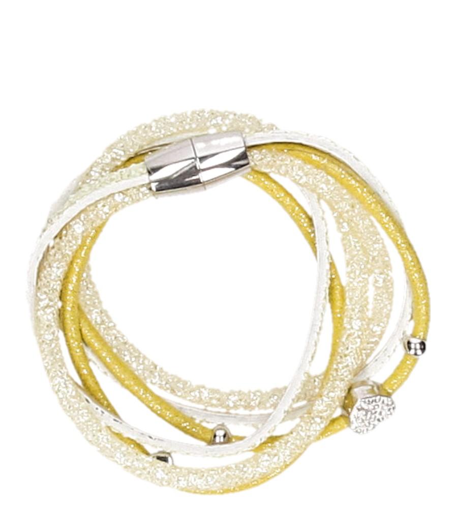 Damskie BRANSOLETA BB08160 żółty;;