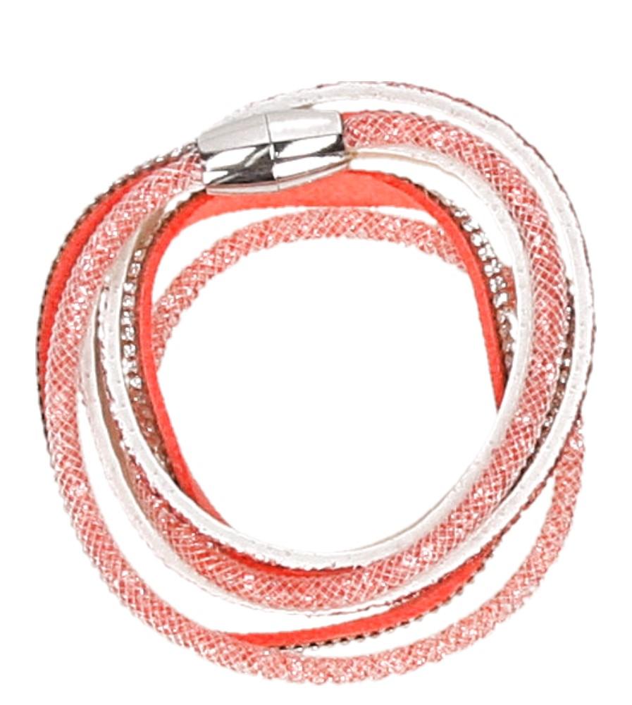 Damskie BRANSOLETA BB2000081 czerwony;;
