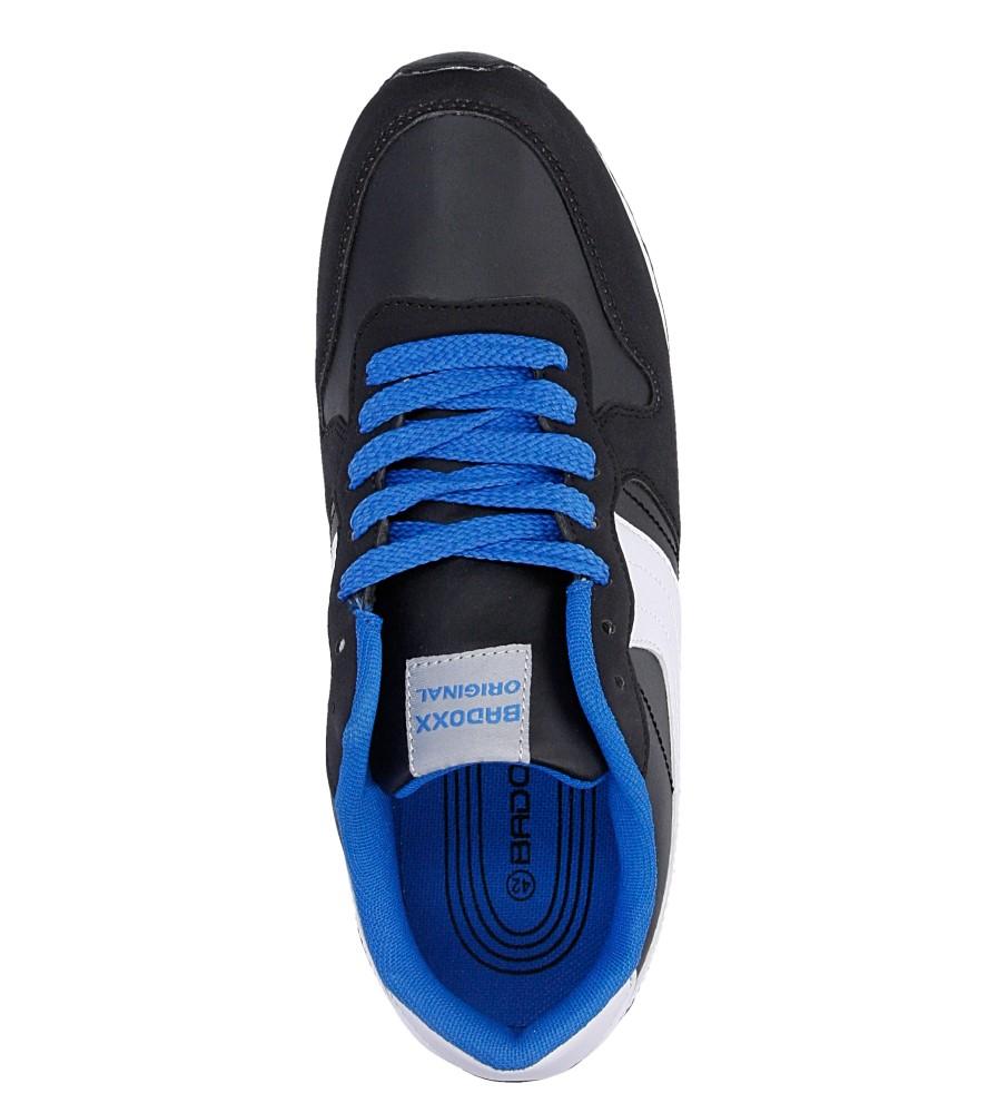 Męskie SPORTOWE CASU MXC7001 czarny;niebieski;